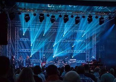 Location Liège scène de concert spectacle